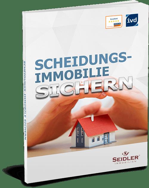 Ratgeber Die Scheidungs-Immobilie Cover